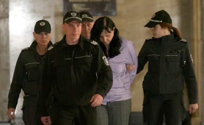 Emilia Kovacheva devil arrested